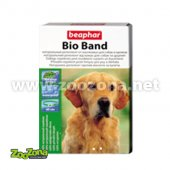 Билкова противопаразитна каишка за кучета Beaphar BIO BAND, 65 см