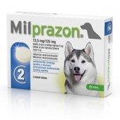 Milprazon Милпразон 12,5 мг, 2 таб. за кучета над 5кг