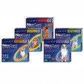 Merial NexGard Spectra, за кучета от 3.5 до 7.5 кг, 3 таблетки