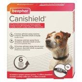 Beaphar Canishield, 48см - противопаразитен нашийник за куче против кърлежи, бълхи и пясъчни мухи
