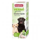 Beaphar Vermi Pure, 50мл - Сироп за кучета срещу паразити