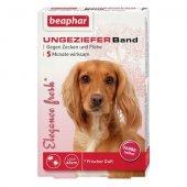 Beaphar Elegance fresh, 65см - Противопаразитна, ароматизирана каишка за куче