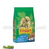 Friskies Junior - Пълноценна храна за подрастващи кученца до 12-24 мес., 15кг