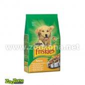 Friskies Balance - Балансирана храна за израстнали кучета над 1 година, 10кг