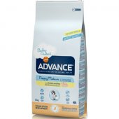 Advance Dog Medium Puppy, 12кг