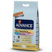 Advance Dog Mini Sensitive, 7.5кг