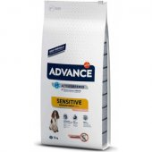 Advance Dog Sensitive с риба, 12кг