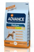 Advance Dog Medium Adult, 14кг