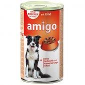 Amigo 1240гр - хапки от говеждо месо в сос грейви