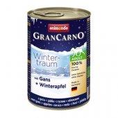 Animonda Dog Gran Carno Winter - патица и ябълка, 400гр