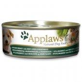 Applaws Dog Adult, консерва - Месни хапки - пилешко филе, черен дроб и зеленчуци