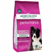 Arden Grange Performance - храна за кучета при повишено натоварване и стрес