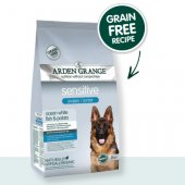 Arden Grange Dog Sensitive Puppy Junior Grain Free - океанска бяла риба и картоф