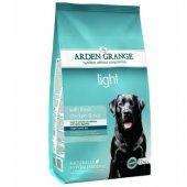 Arden Grange Light - храна за катрирани кучета и кучета, предразположени към напълняване
