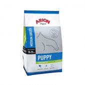 Arion Dog Original Gluten-Free Puppy Medium, 12 кг