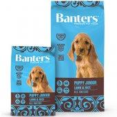 Banters Puppy Junior Lamb & Rice - храна за малки кученца с агне и ориз