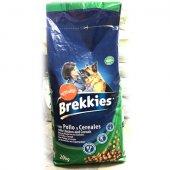 Brekkies Dog Complet, 20кг - с пиле и ориз