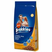 Brekkies Dog Lamb & Rice, 20кг - с агне и ориз