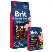 КУЧЕТА | Храна за кучета | Brit Premium Adult L