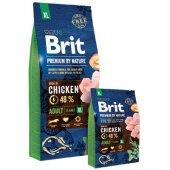 КУЧЕТА | Храна за кучета | Brit Premium Adult XL