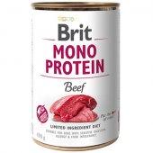 Brit Care Dog Mono Protein - Говеждо, консерва