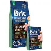 КУЧЕТА | Храна за кучета | Brit Premium Junior XL