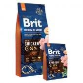КУЧЕТА | Храна за кучета | Brit Premium Sport