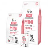 Brit Care Grain Free Dog MINI Puppy - с агнешко