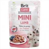 Brit Care Dog Puppy Lamb - пауч за кученца с агнешко