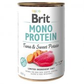 Brit Care Dog Mono Protein - Риба тон и сладък картоф, консерва