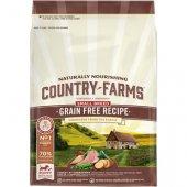 Country Farms Dog Grain Free Small & Mini Puppy с пуешко