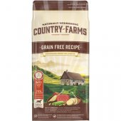 Country Farms Dog Grain Free Adult с говеждо