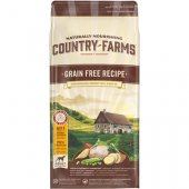 Country Farms Dog Grain Free Adult с пиле