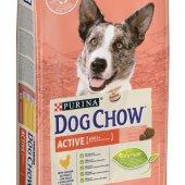 DOG CHOW ACTIVE Chicken - с пиле за активни кучета