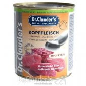 Dr. Clauder Selected Meat, консерва - месо от говежди глави