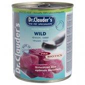 Dr. Clauder Selected Meat консерва - с месо от дивеч