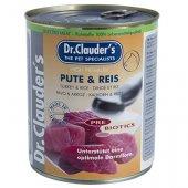 Dr. Clauder Selected Meat консерва - пуешко месо и ориз