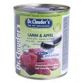Dr. Clauder Selected Meat, консерва, агнешко и ябълки - за кучета със ставни проблеми