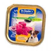 Dr. Clauder Dog Pro Hair Skin - с пуйка и ориз, за кожа и козина, 100гр