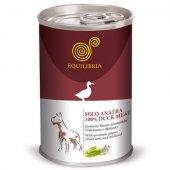 Консерва EQUILIBRIA за кучета с патешко месо, 410гр