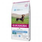 Eukanuba Dog Daily Care Control Weight S/M - за кучета от дребни и средни породи, склонни към напълняване