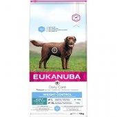 Eukanuba Dog Daily Care Control Weight L/XL - за кучета от едри породи, склонни към напълняване
