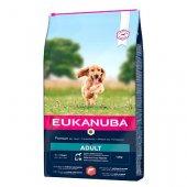 Eukanuba Dog Adult Small & Medium SALMON - Богата на сьомга