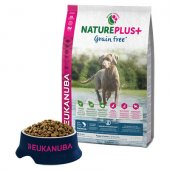 Eukanuba Grain free Puppy Salmon all breed - до 12м, със сьомга