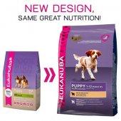 Eukanuba Puppy & Junior All Breed Lamb & Rice, 2.5 кг - Храна за кученца с агнешко