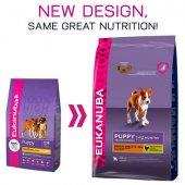КУЧЕТА | Храна за кучета | Eukanuba Puppy & Juniuor Medium Breed - малки кученца от средните породи