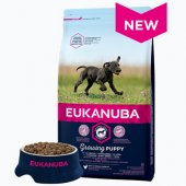 Eukanuba Puppy & Junior Large Breed, 15кг + 3кг ПОДАРЪК
