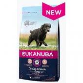 Eukanuba Dog Senior Large Breed - за едри породи, над 9г