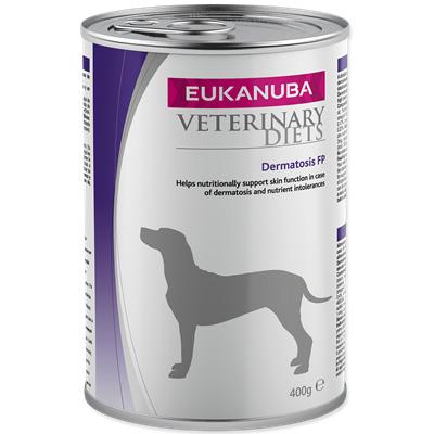 Eukanuba EVD Dog Dermatosis - консерва при алергии и кожни проблеми