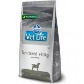 Farmina Vet Life Dog Neutered +10 - за кастрирани кучета над 10 кг